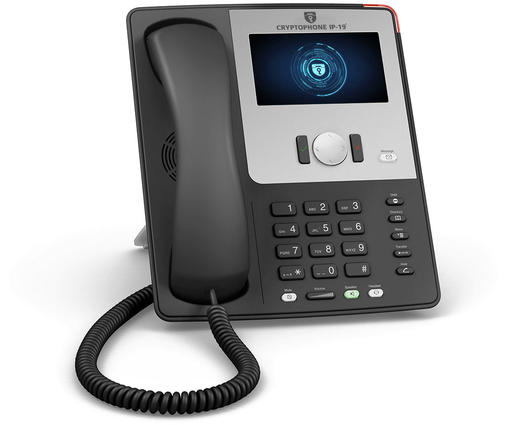 Cryptophone IP-19