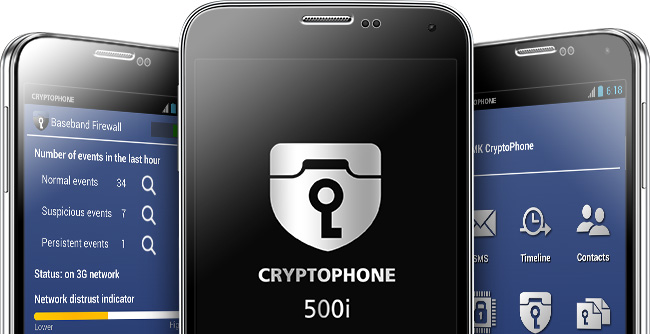 Cryptophone HERO 4